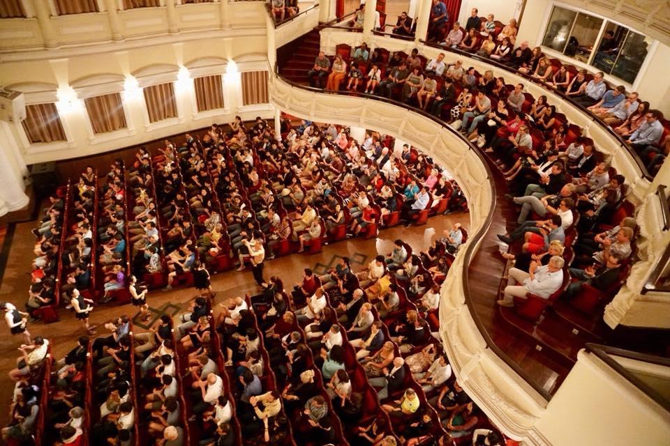 A O Show - Vietnamese culture show at Opera house