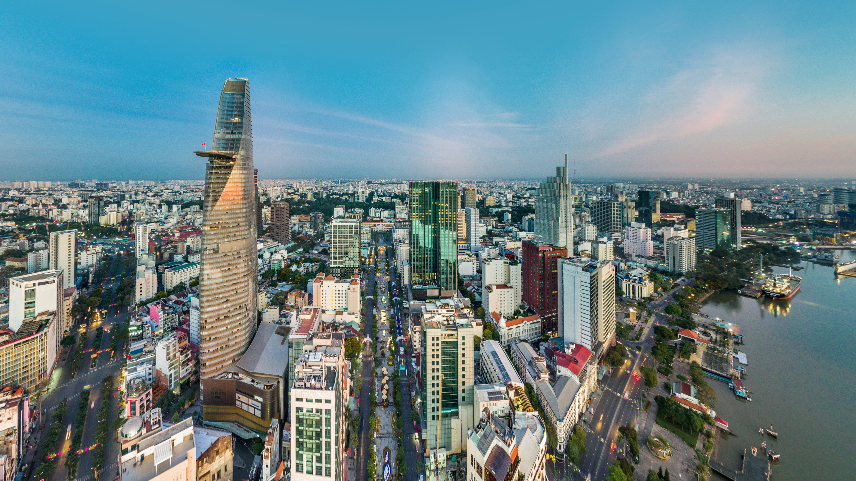 Ho Chi Minh City 4