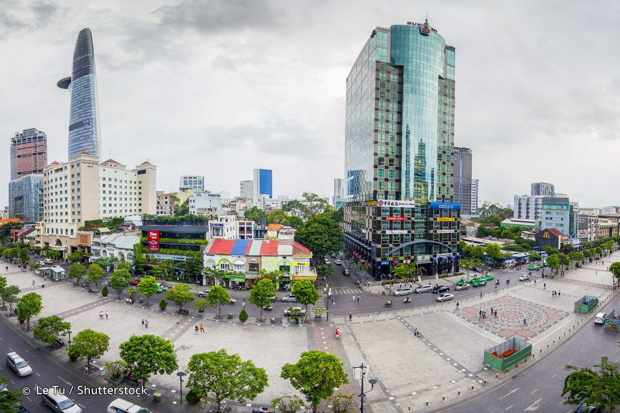 6 most photogenic spots to discover in D1, HCMC for Backpackers 2