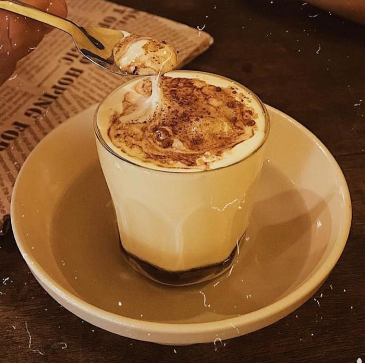 5 PLACES TO FIND THE BEST EGG COFFEE IN HANOI 4