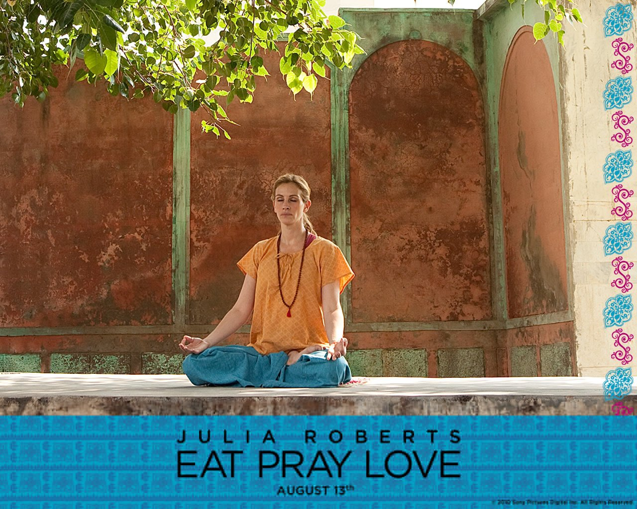 Eat pray love travel inspirational movies