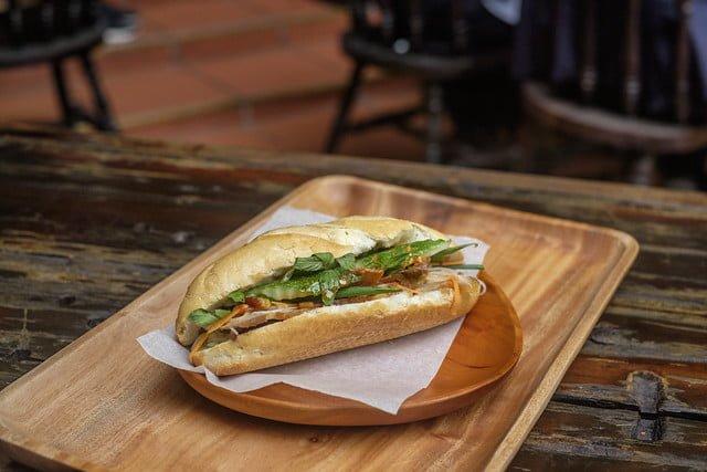 Food of Vietnam - Banh Mi