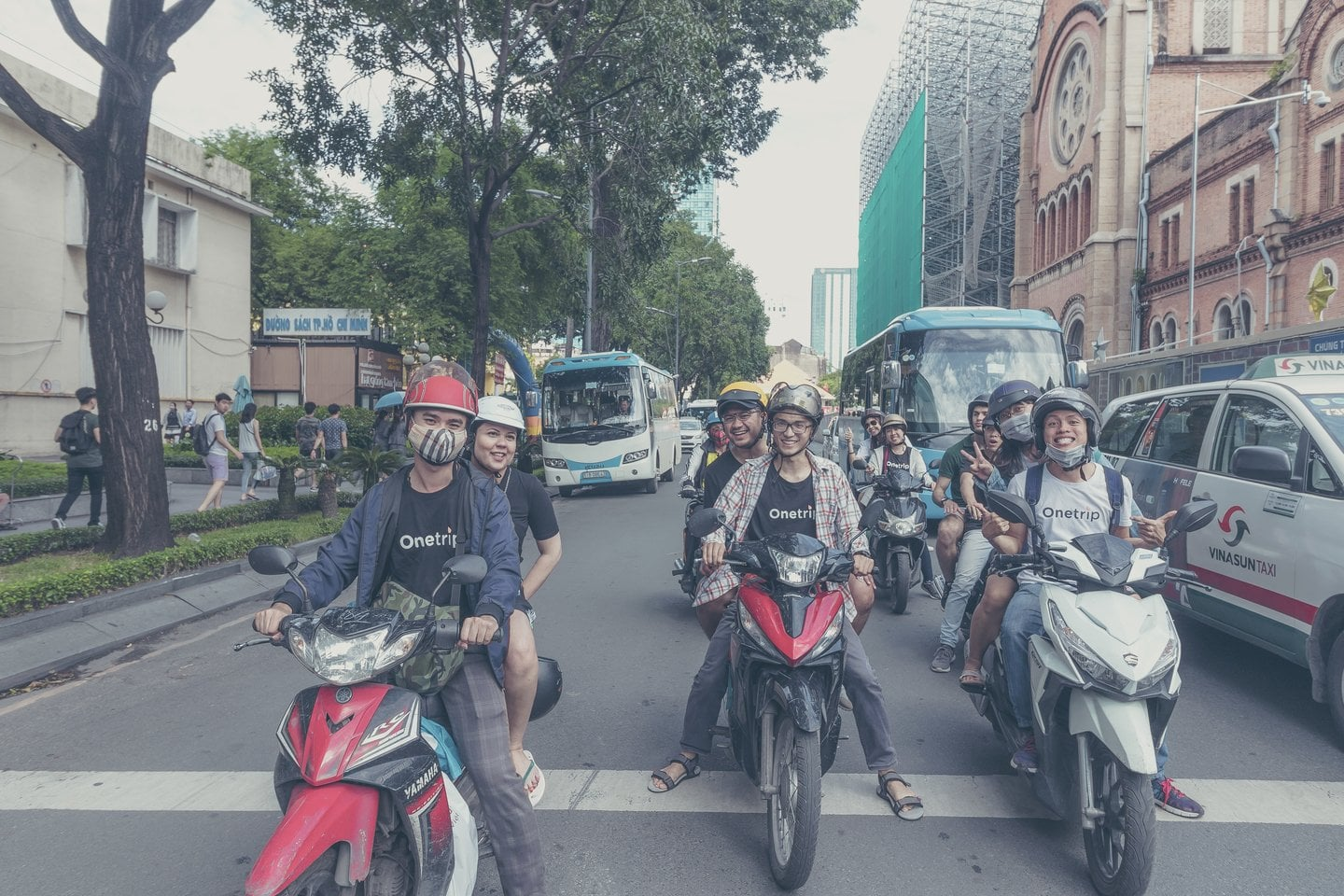 One trip - The best bike tour, local tours in Saigon