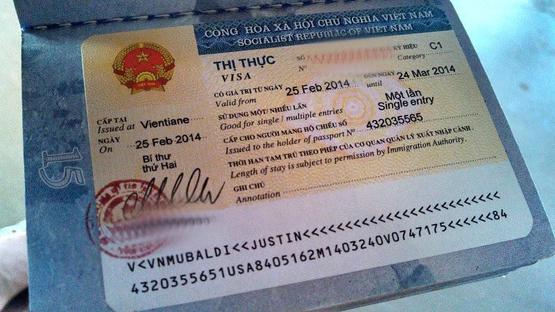 All about visa vietnam
