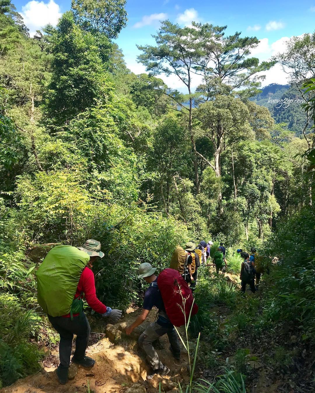 dak lak- an attractive destination for backpackers