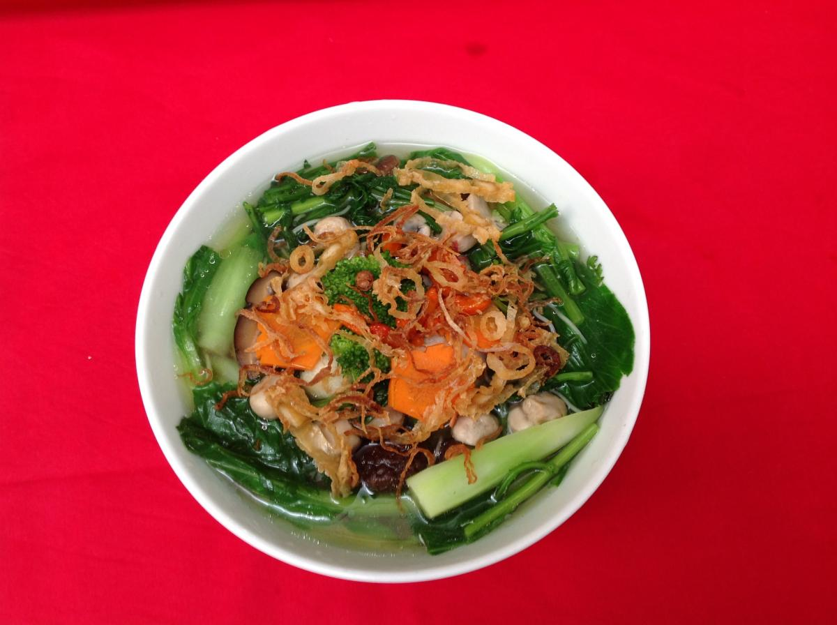 5 best vegetarian restaurants in hcmc
