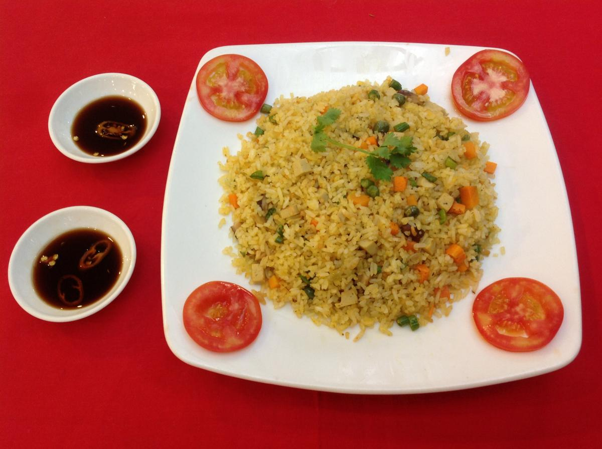 best vegetarian restaurants in hcmc