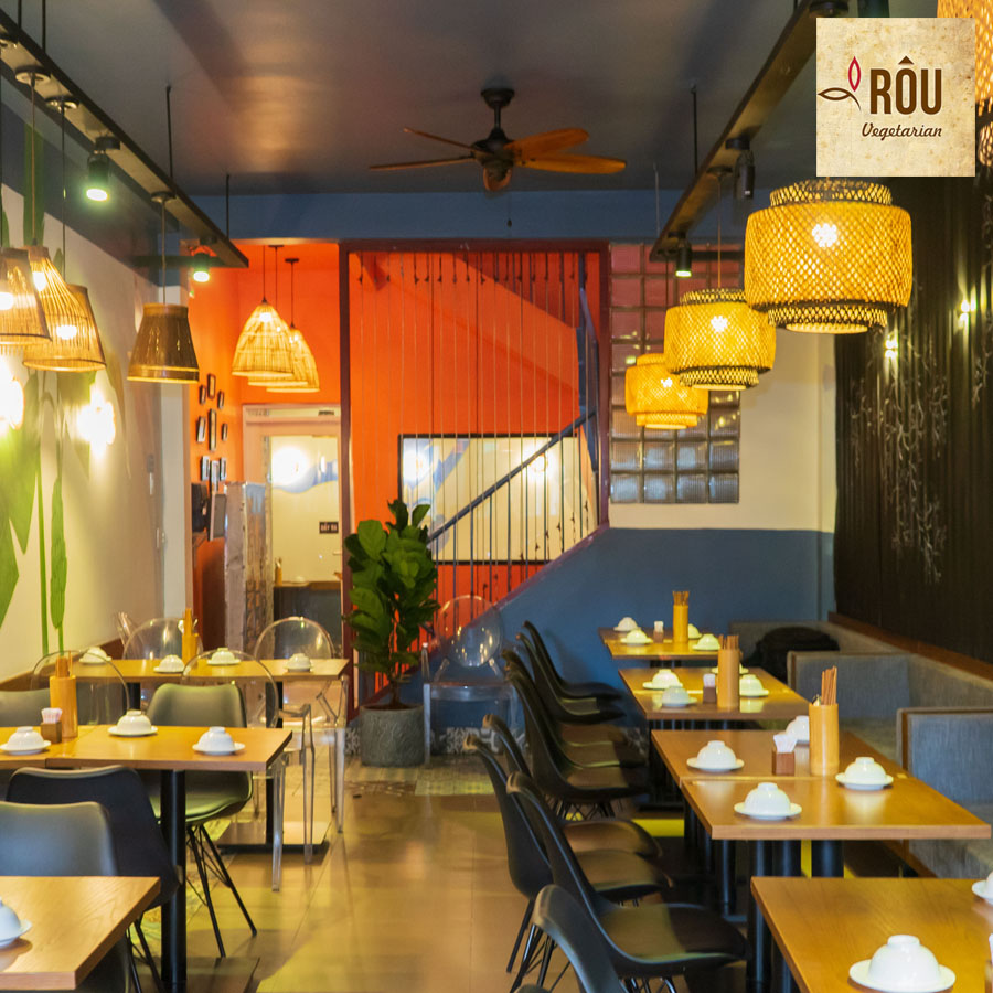 best vegetarian restaurant in hcmc