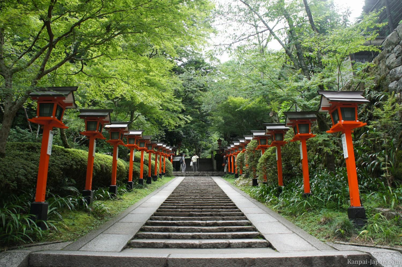 Best Reiki Experience - Mount Kurama, Kyoto, Reiki birthplace